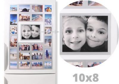 Magnetic Photo Frames 10×8
