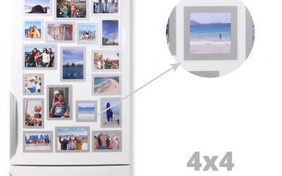 Magnetic Photo Frames 4×4