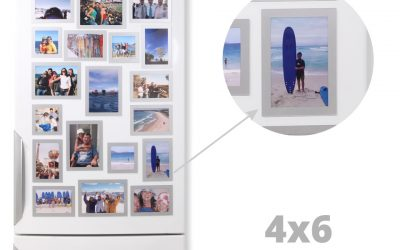 Magnetic Photo Frames 4×6