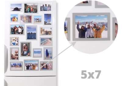 Magnetic Photo Frames 7×5