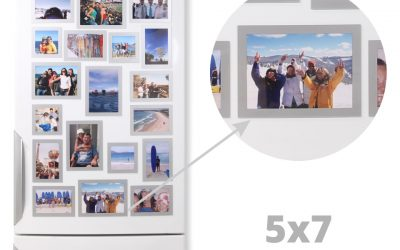 Magnetic Photo Frames 5×7