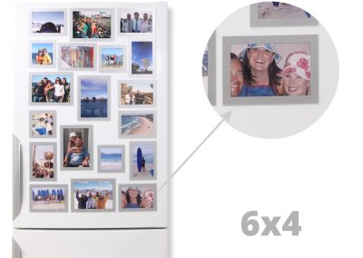 Magnetic Photo Frames 6×4