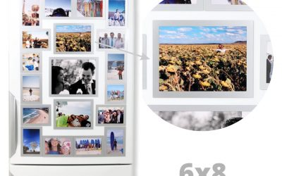 Magnetic Photo Frames 6×8