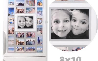 Magnetic Photo Frames 8×10
