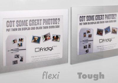 Flexi v Tough Magnetic Photo Frames