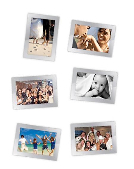 Magnetic Frames with photos that remind you life can be pretty AWESOME