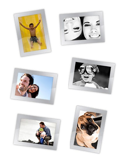 Magnetic Photo Frames with photos that make you feel good