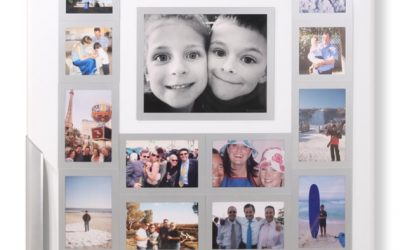 The best magnetic photo frames are not at asda